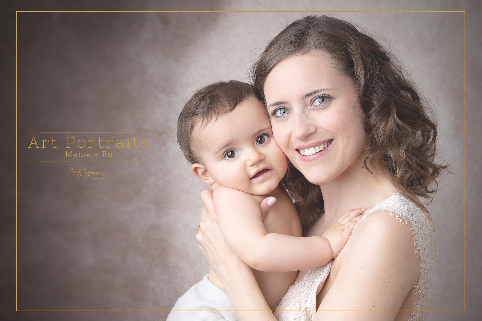 Mãe e eu - mommy and me