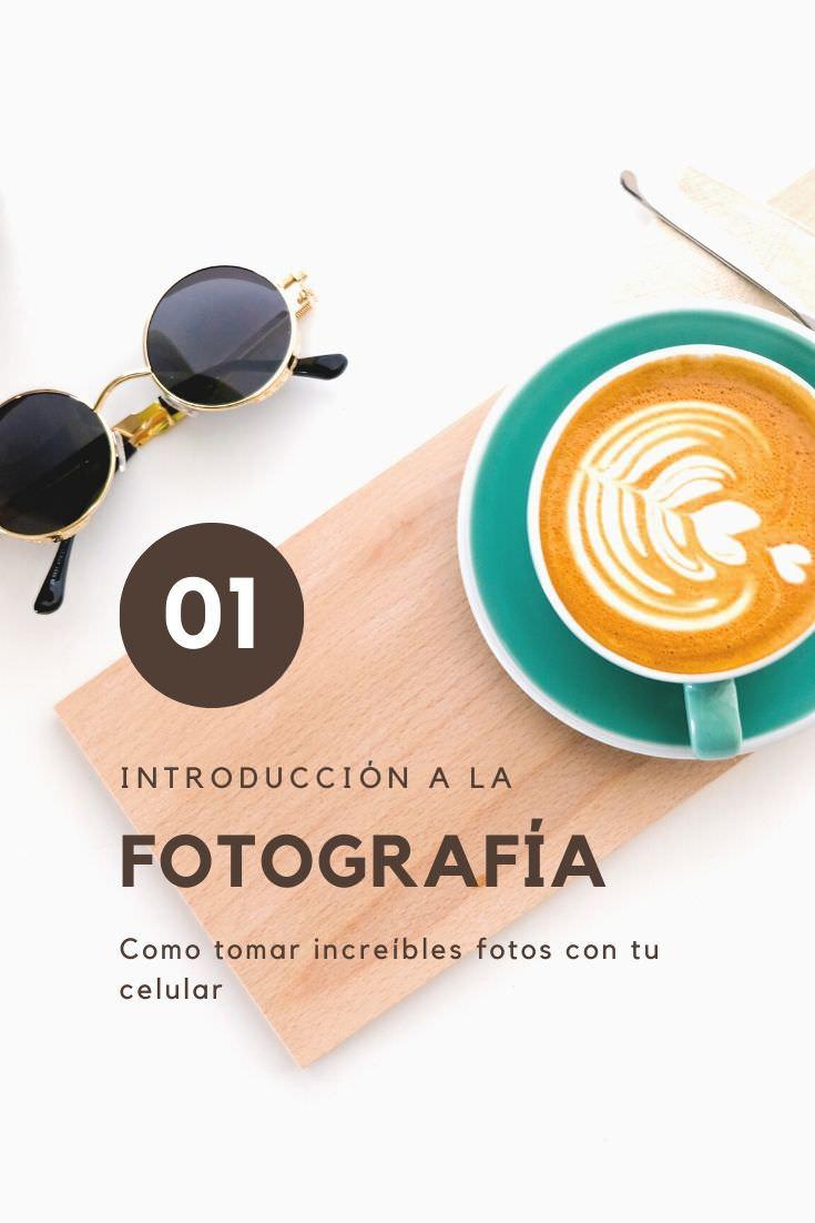 Introducción a la Fotografía - ¿Cómo tomar increíbles fotos con tu celular?