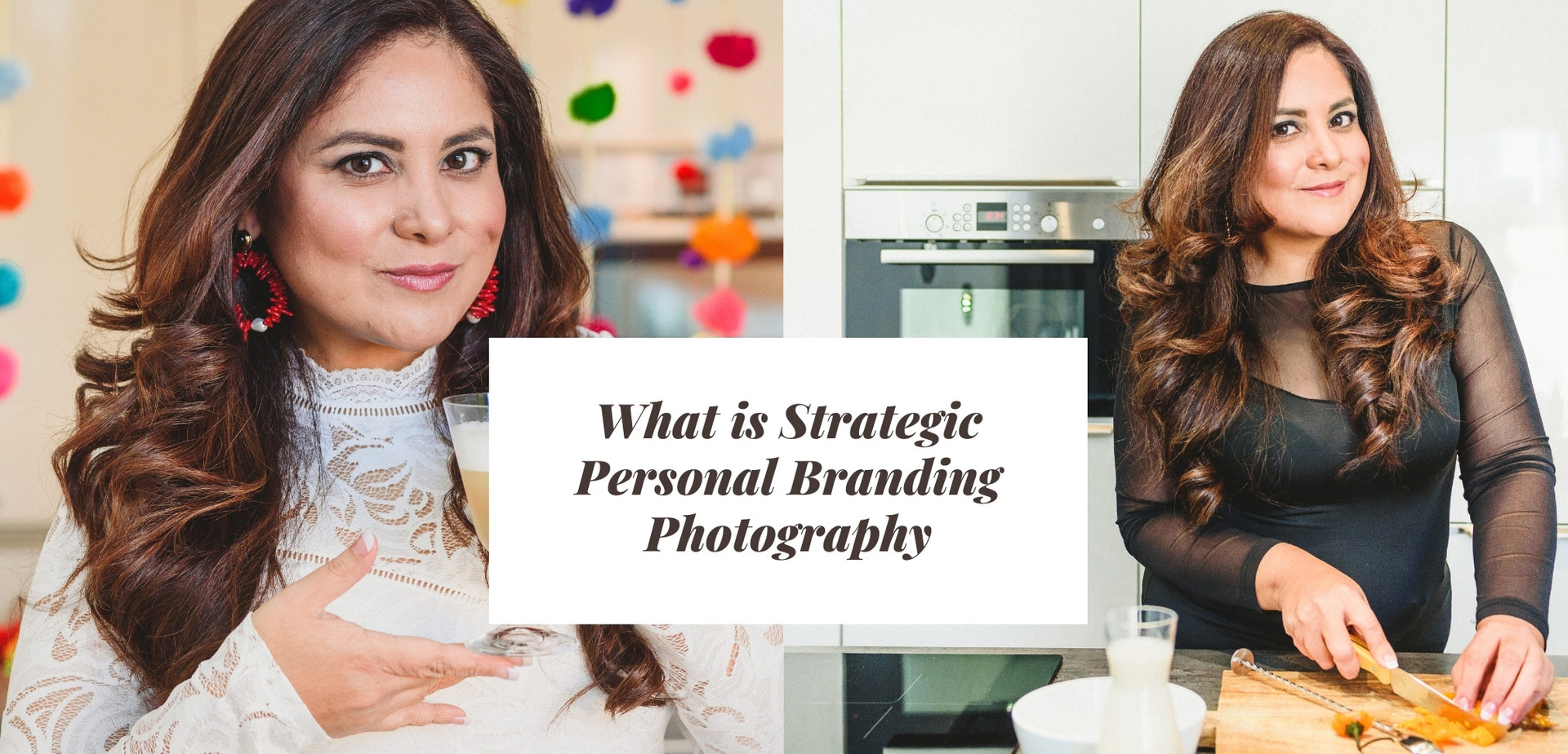 What is Strategic Personal Branding Photography?
