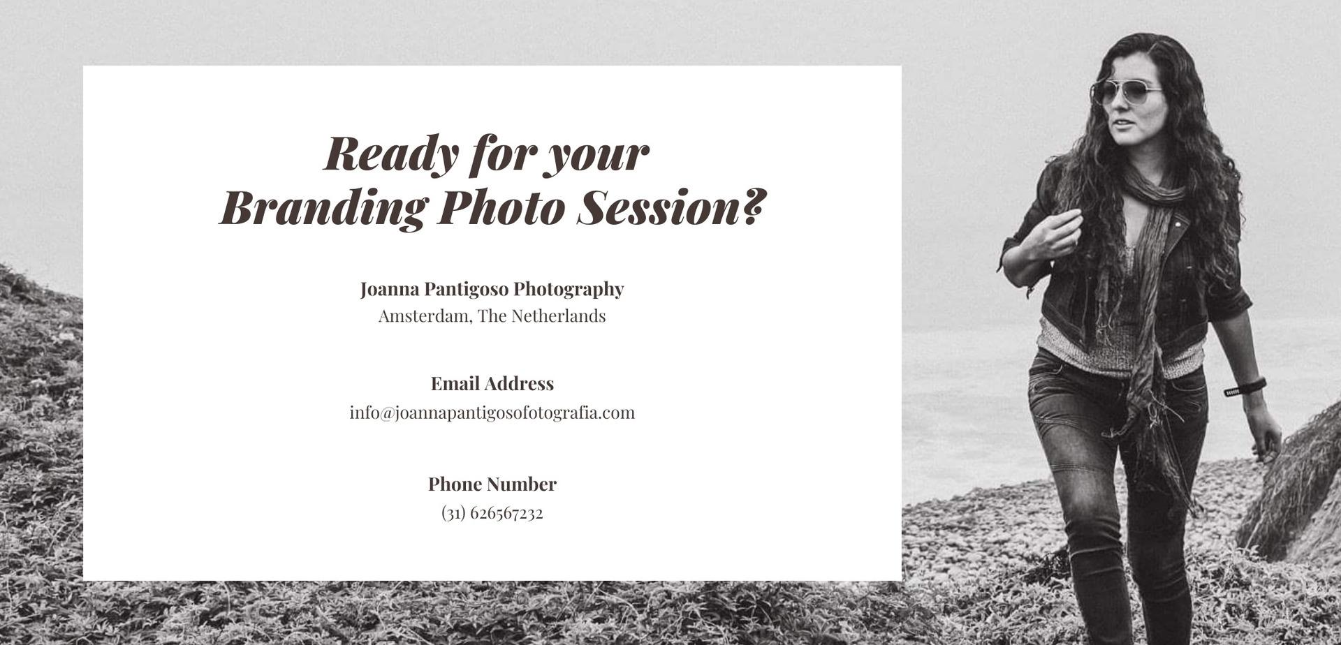 Branding Photography in Amsterdam