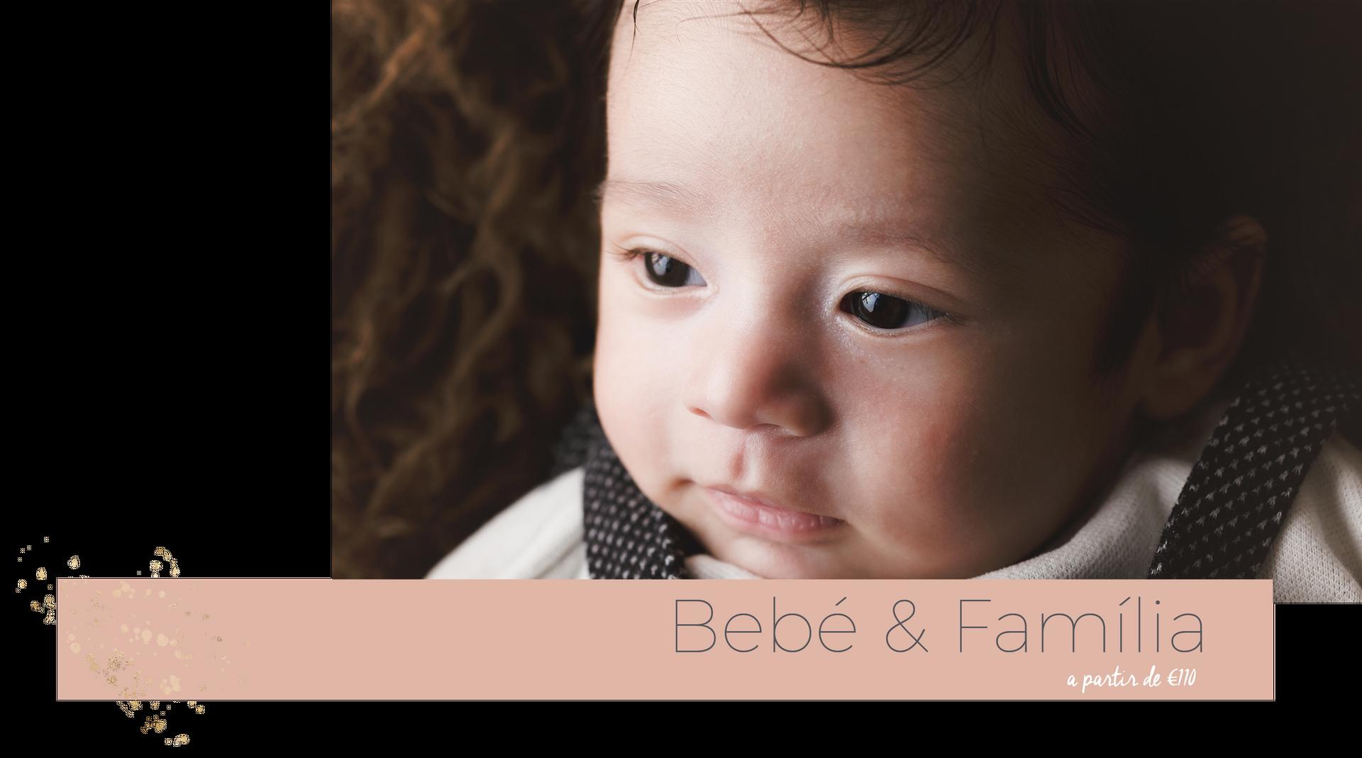 portraits   Sessão Bebé & Família
