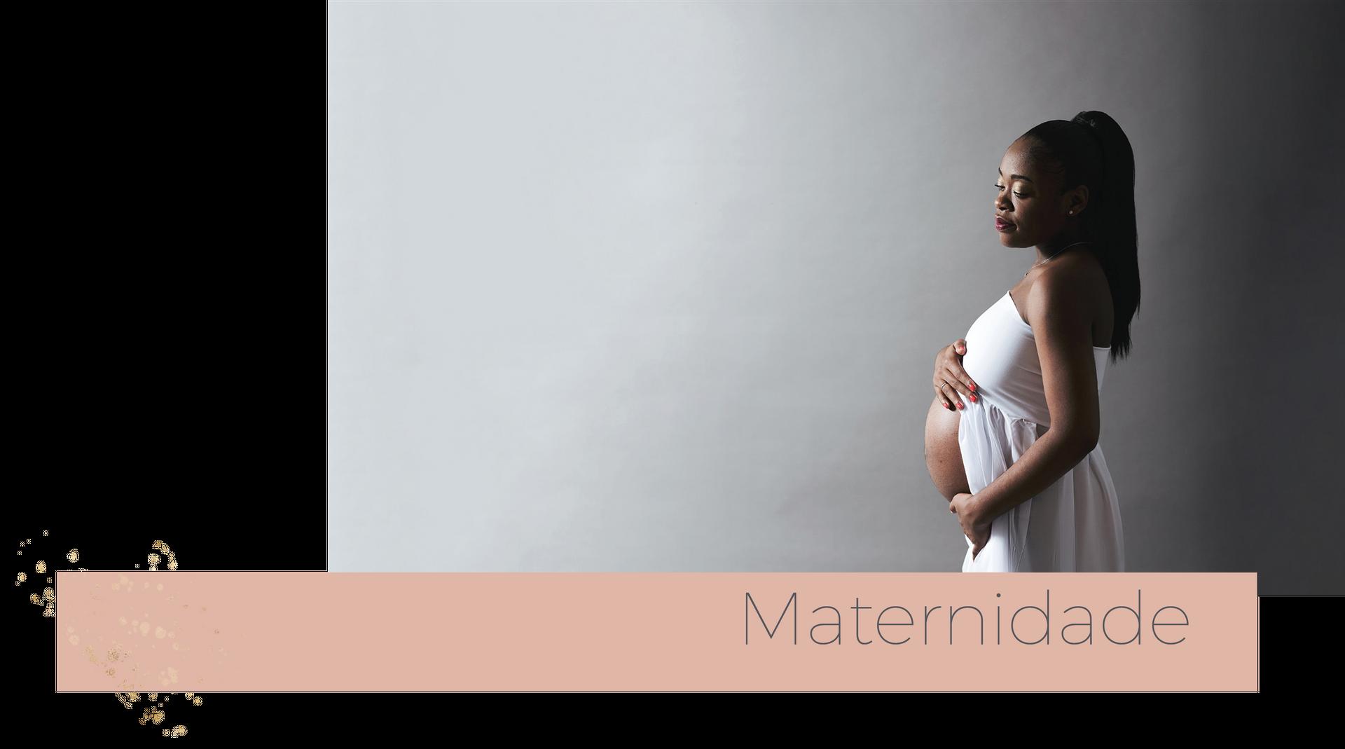 portraits sessão de maternidade