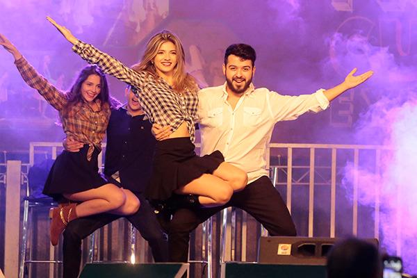 Dança na Expoingá