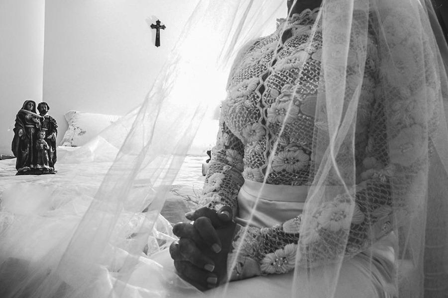 Foto de Noiva em Capelinha MG