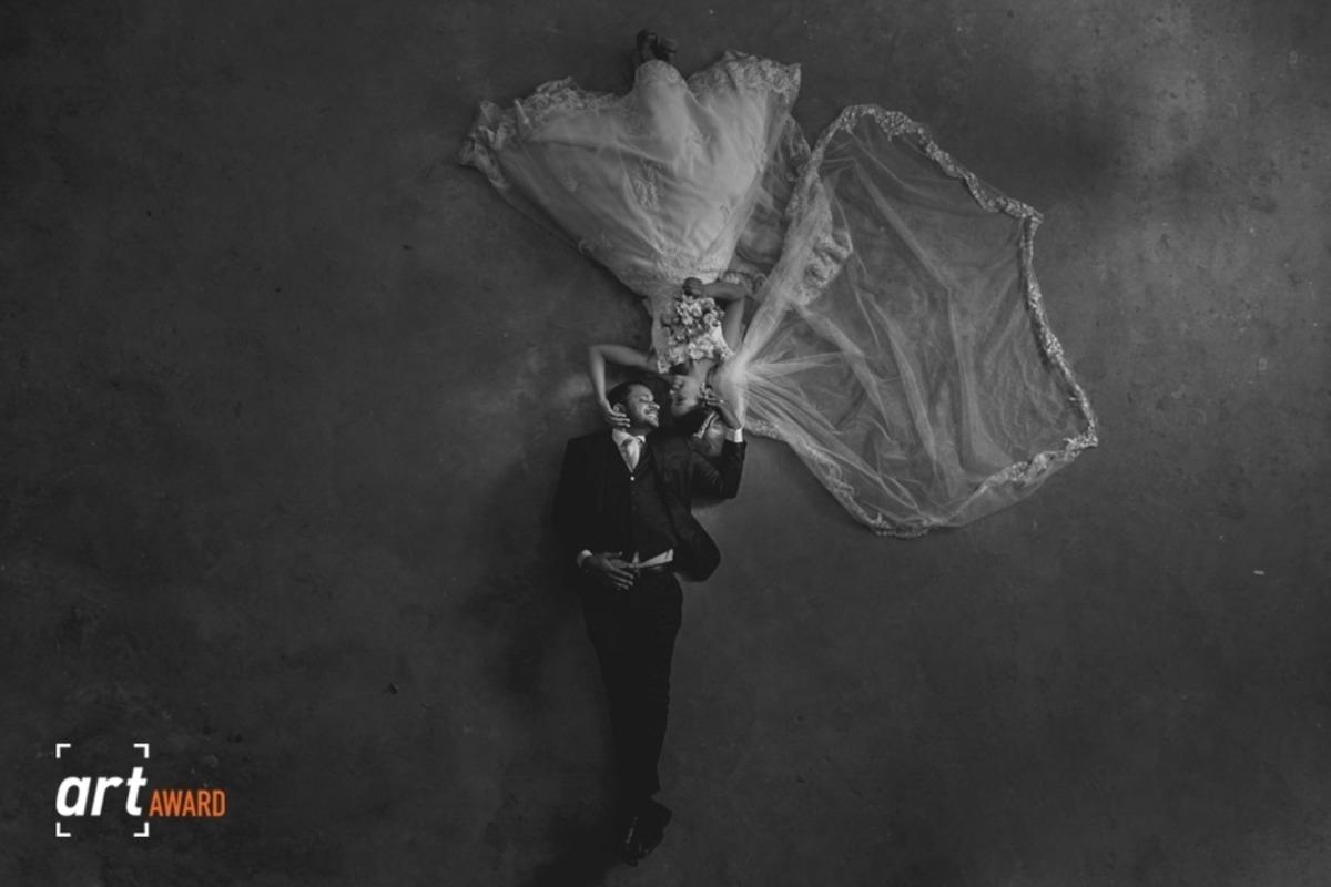 Fotografia Premiada de Casamento