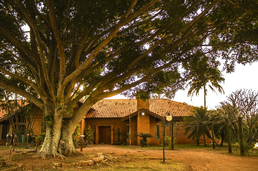 Casa de campo Helena D'agua Sumida