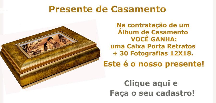 CAIXA PORTA RETRATO