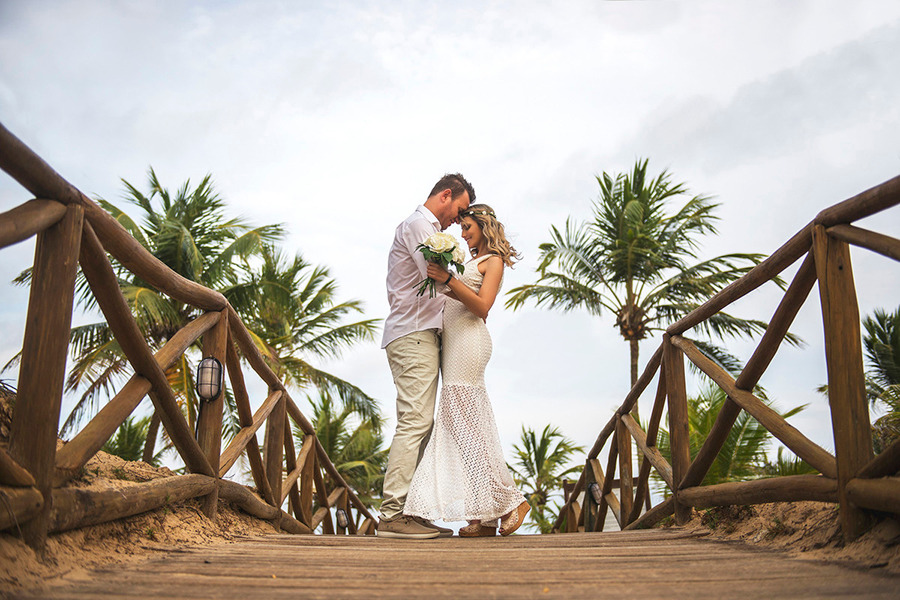 foto elopment wedding no grand palladium resort & spa em imbassaí na bahia