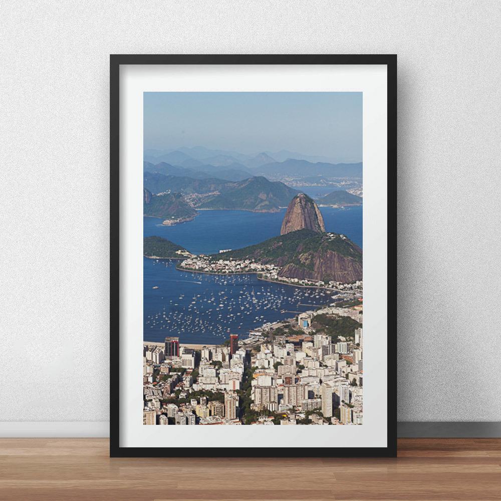 RIO DE JANEIRO, RJ, PÅO DE ACUCAR, BRAZIL