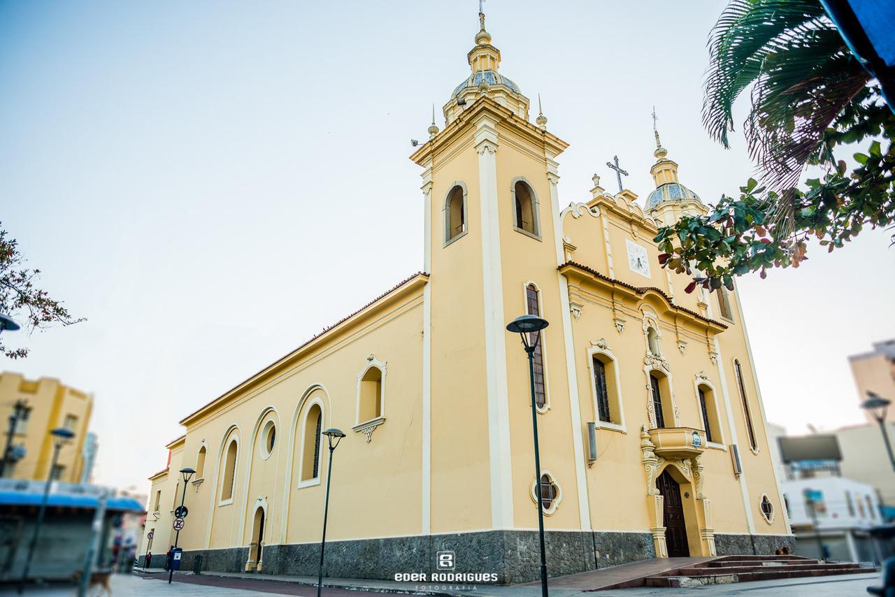 igreja matriz em taubaté