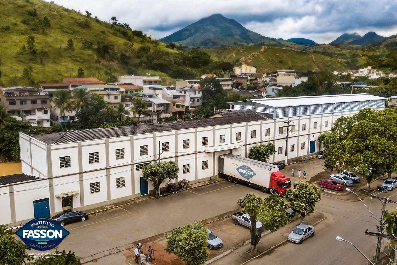Fabrica Pastificio Fasson em astoufo Dutra mg