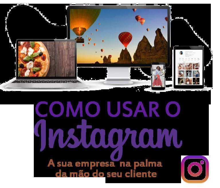 aprenda como usar o instagram