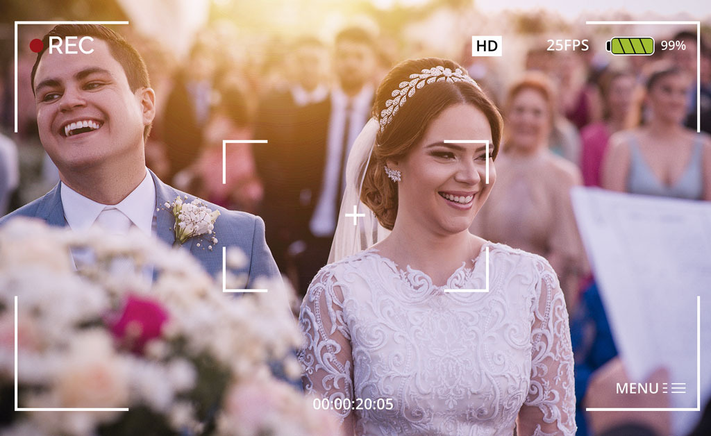 Transmissão de casamento ao vivo - Wedding Live Stream TR
