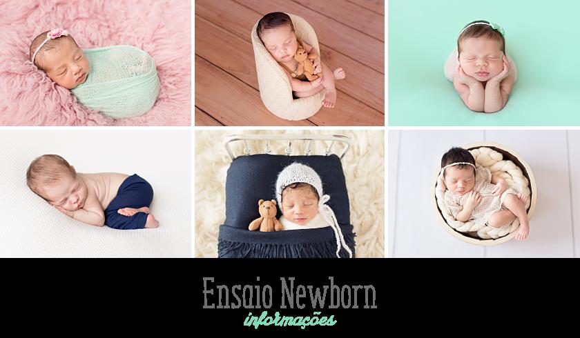 Bebês de 5 a 15 dias de vida