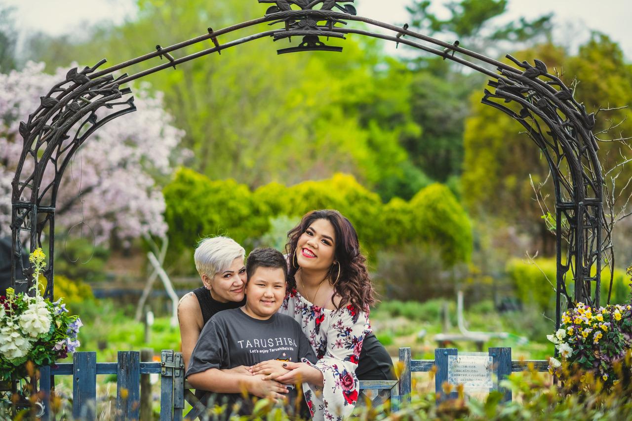 ensaio mae e filha no japao, ensaio familiar no japao, ensaio fotografico no japao, fotografo de familia no japao