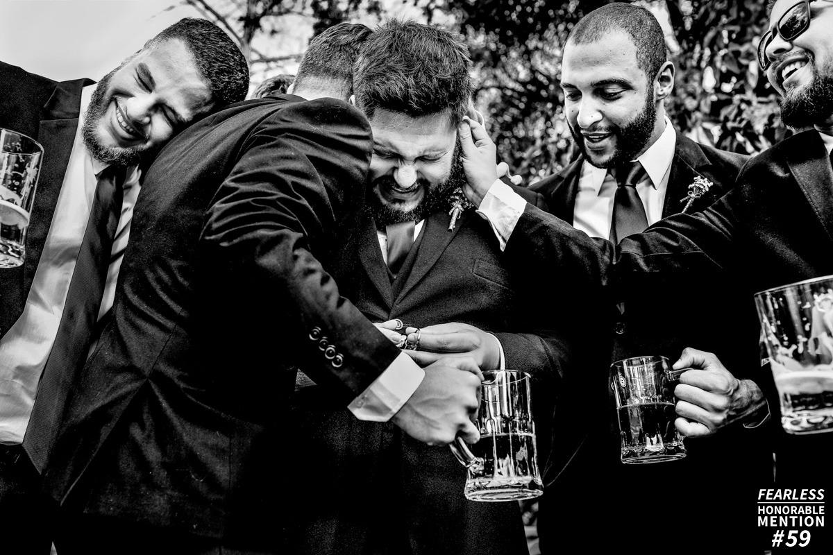 Prêmio Fearless Photographers - Danilo Almeida - Fotógrafo de Casamento em Mogi das Cruzes - SP -  AWARD - Menção Honrosa