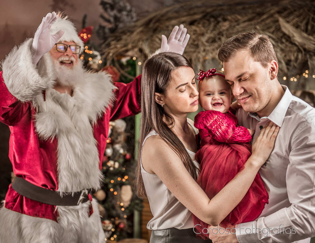 presente de natal família ideias família