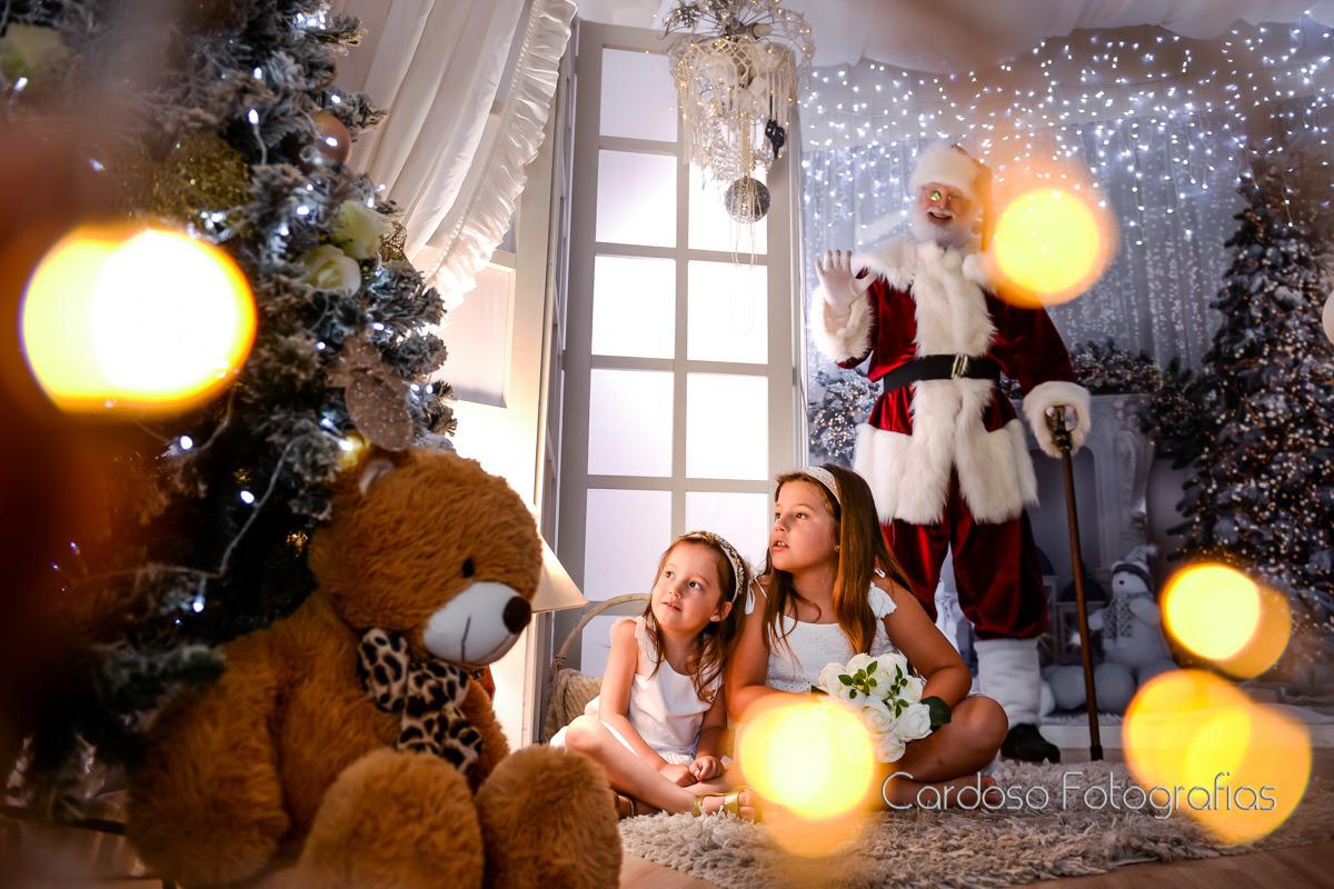 Magia do Natal para crianças em Blumenau e Indaial e Timbó
