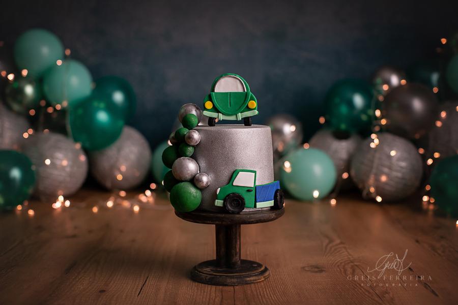 ensaio de bebê bolo smash the cake brinquedos